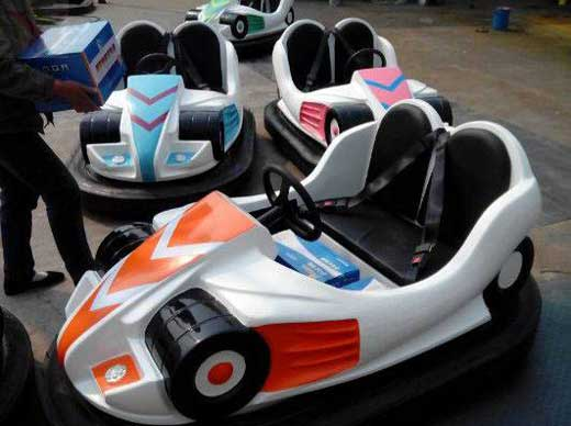 New Battery Operated Bumper Cars