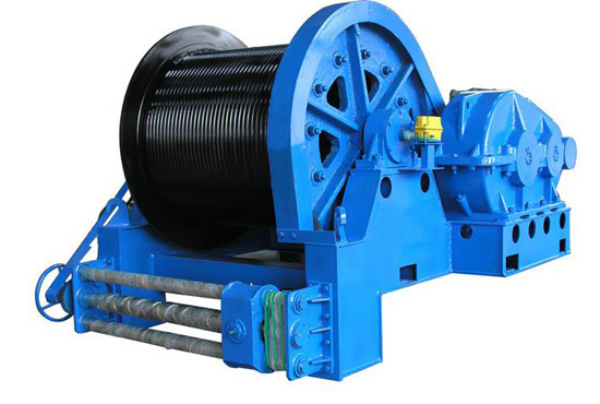 Industrial Electric Winch Supplier